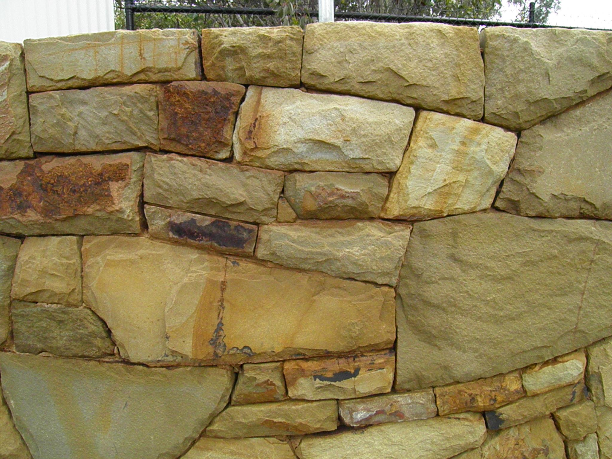 Sandstone Blocks Castlemaine Sandstone Slabs Sandstone